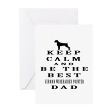 Keep Calm German Wirehaired Pointer Designs Greeti