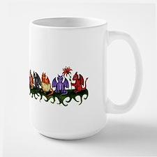 many cute Dragons Mug