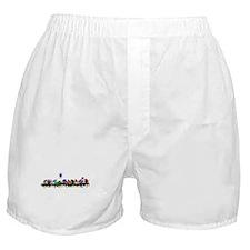 many cute Dragons Boxer Shorts