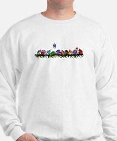 many cute Dragons Sweatshirt