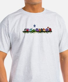 many cute Dragons T-Shirt