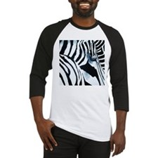 zebra eye Baseball Jersey