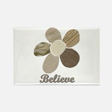 Believe Rectangle Magnet (10 pack)