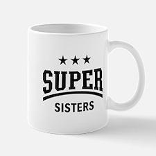 Super Sisters (Black) Mug