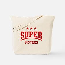 Super Sisters (Red) Tote Bag