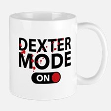 Dexter Mode On Mug
