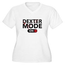 Dexter Mode On T-Shirt