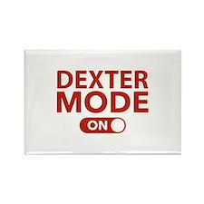 Dexter Mode On Rectangle Magnet