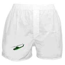 Attack Helicopter Boxer Shorts