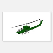 Attack Helicopter Decal