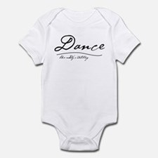 Dance Like Nobody's Watching Infant Bodysuit