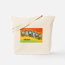 Odessa Texas Greetings Tote Bag
