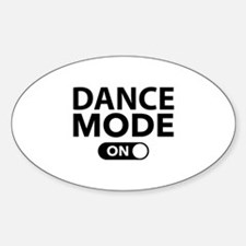 Dance Mode On Stickers