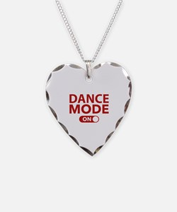 Dance Mode On Necklace