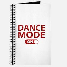 Dance Mode On Journal