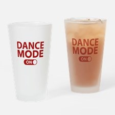 Dance Mode On Drinking Glass