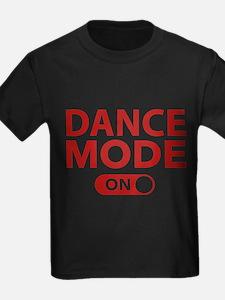 Dance Mode On T