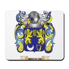 Breslin Coat of Arms Mousepad