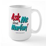AskMe about Marfan? Mug