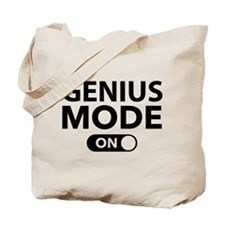 Genius Mode On Tote Bag