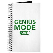 Genius Mode On Journal