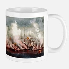 Victorious bombardment of Port Royal, SC - 1907 Mug