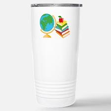 education school design Travel Mug