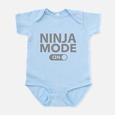 Ninja Mode On Infant Bodysuit