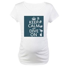 Keep Calm and Dive On Shirt
