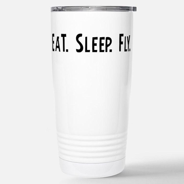 Cute Eat sleep love mimi Travel Mug
