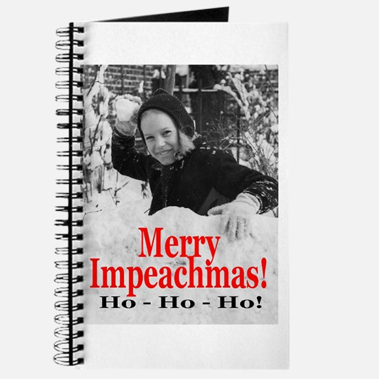 Merry Impeachmas Journal