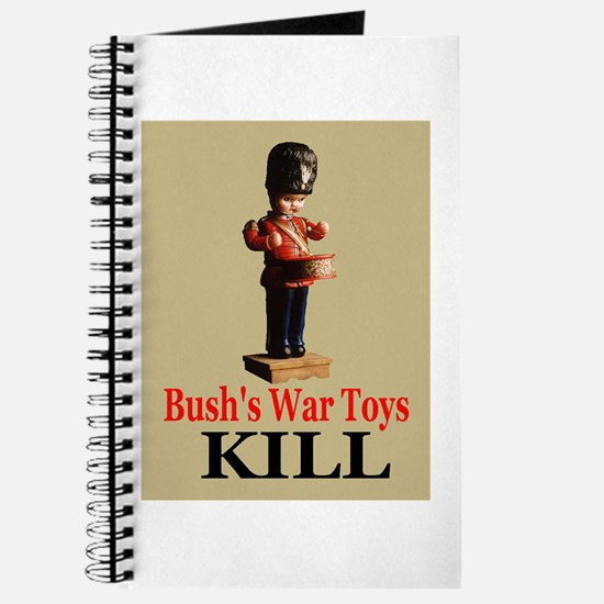 Bush's War Toys Journal
