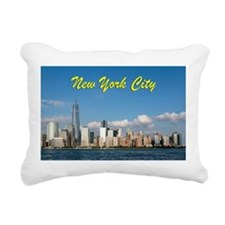 NEW! New York City USA - Rectangular Canvas Pillow