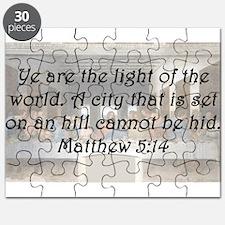 Matthew 5:14 Puzzle