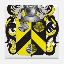 Brindley Coat of Arms Tile Coaster