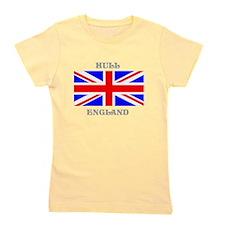 Hull England Girl's Tee