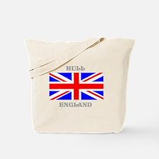 Hull England Tote Bag