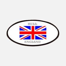 Hull England Patches