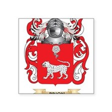Brion Coat of Arms Sticker