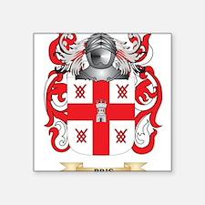 Bris Coat of Arms Sticker