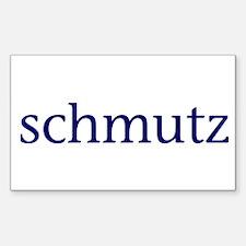 Schmutz Rectangle Decal