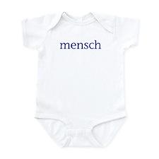 Mensch Infant Bodysuit