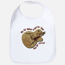 The Air Guitar Bib
