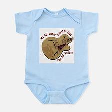 The Air Guitar Infant Bodysuit