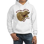 The Air Guitar Hooded Sweatshirt