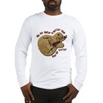 The Air Guitar Long Sleeve T-Shirt