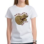 The Air Guitar Women's T-Shirt