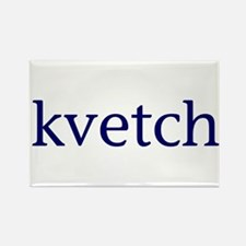 Kvetch Rectangle Magnet
