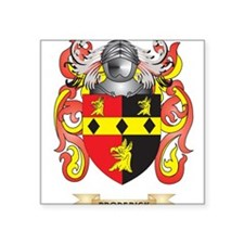 Broderick Coat of Arms Sticker