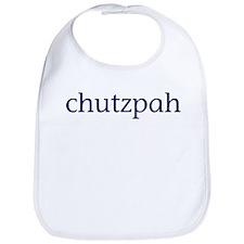 Chutzpah Bib